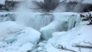 Niagara Falls - Ice