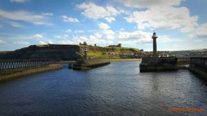 Whitby Outer Harbour & Old Town