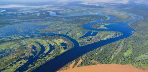 River Dividing