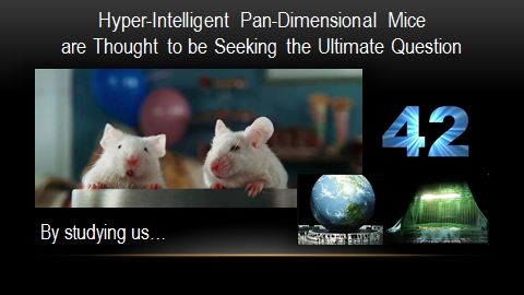 Pan-Dimensional Mice